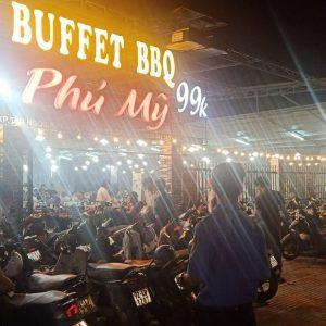 Buffet 99K Phú Mỹ