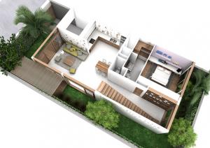 Thiết kế nhà đẹp tại phú mỹ
