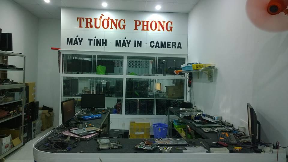 tiệm sửa máy vi tính phú mỹ