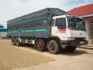 xe tải chở hàng buôn mê thuột giá rẻ