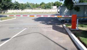 lắp đặt barrier tại phú mỹ